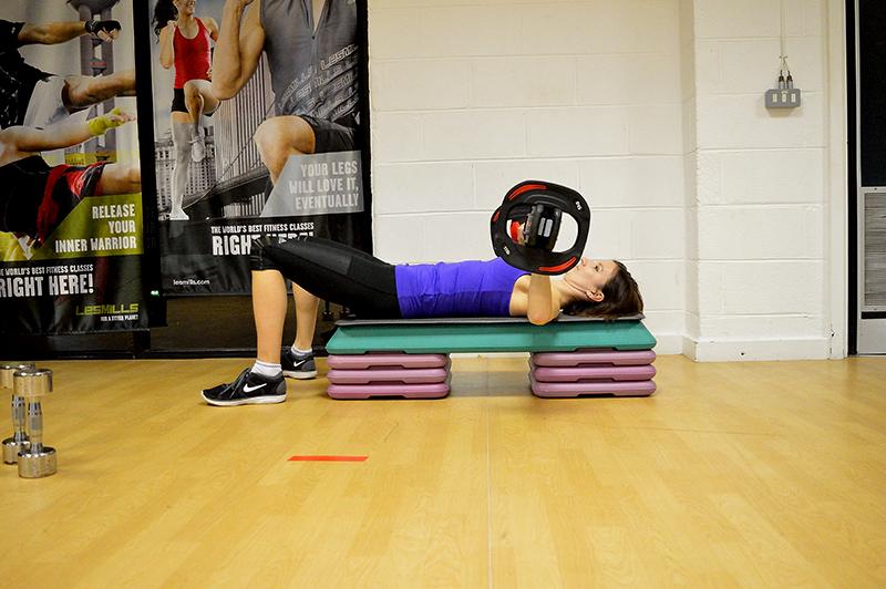 weights moms fitness heaven