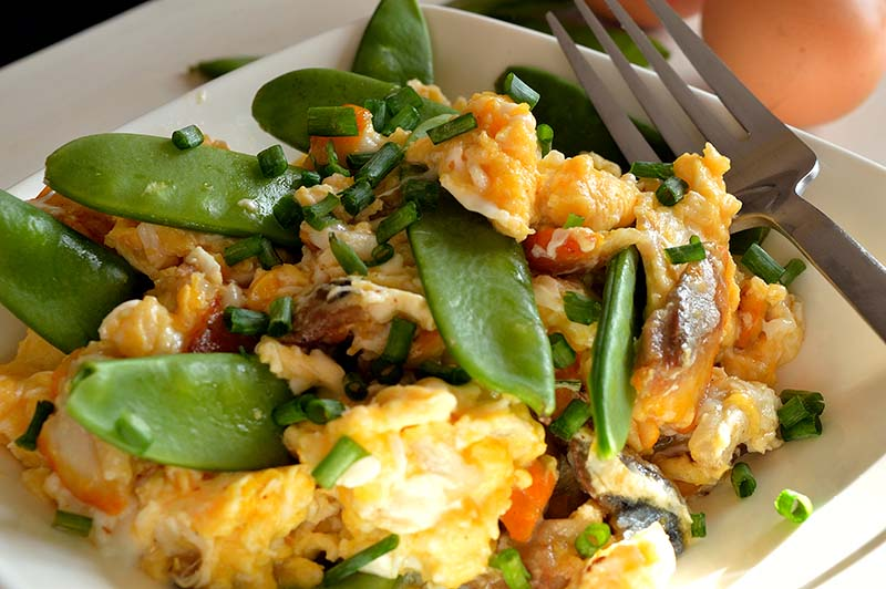 eggs fish veggies moms fitness heaven