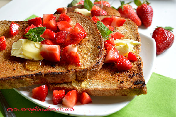 french toast momsfitnessheaven