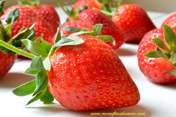 strawberries n momsfitnessheaven