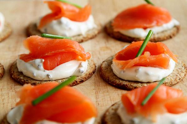salmon m