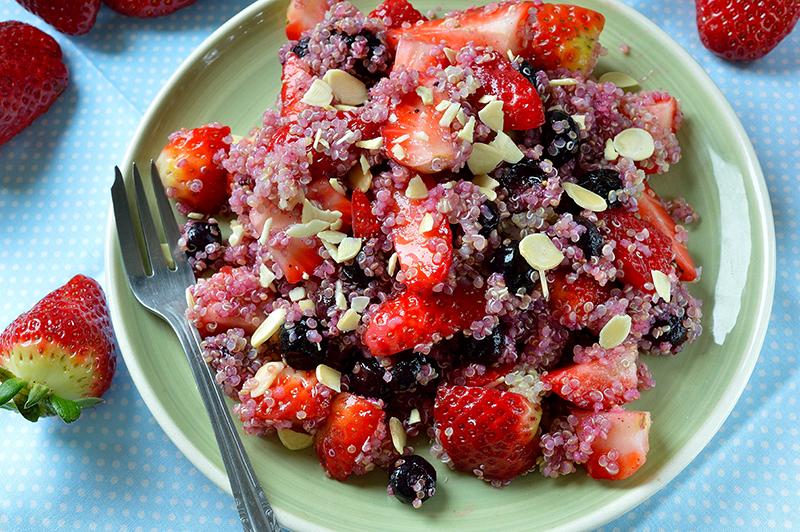 quinoa salad moms fitness heaven