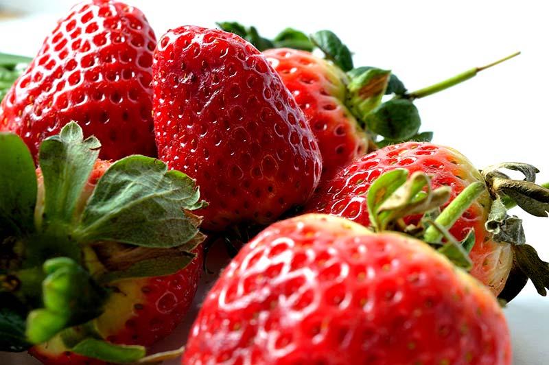strawberries momsfitnessheaven