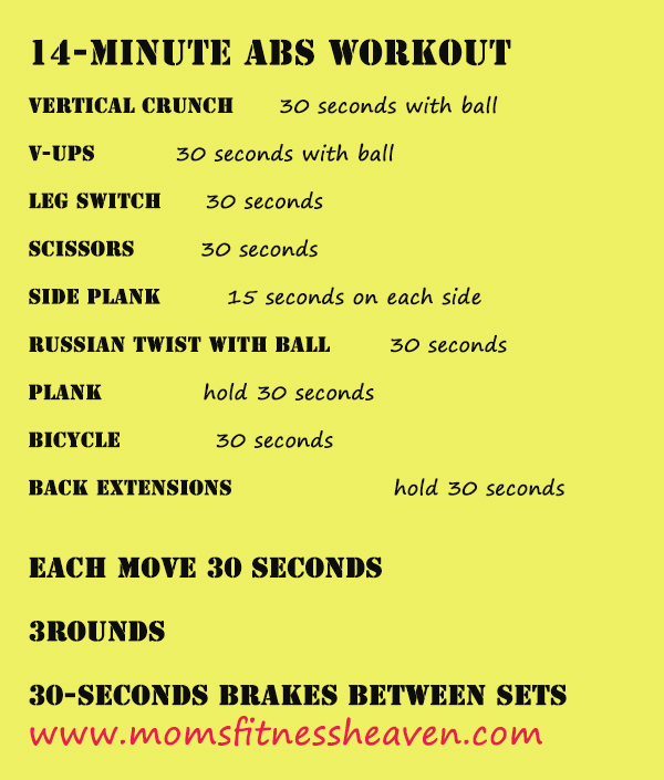 abs workout pop moms fitness heaven