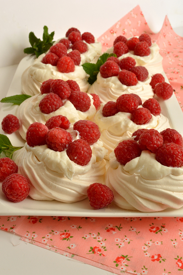 raspberry meringue recipe