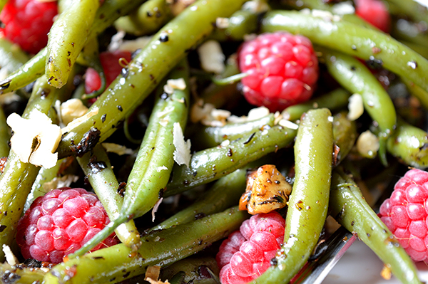 salad green beans moms fitness heaven