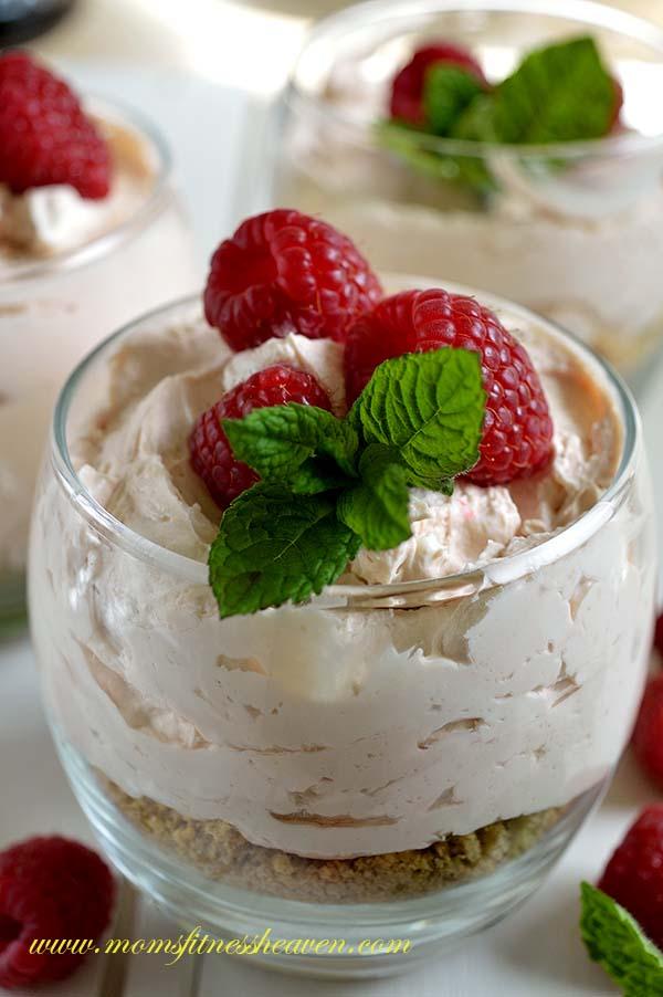 dessert cheeskake momsfitnessheaven