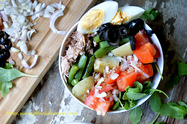 nicoise salad momsfitnessheaven j