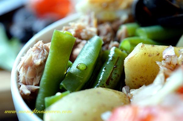 nicoise salad momsfitnessheaven ks