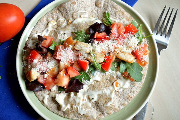 chicken wrap momsfitnessheaven