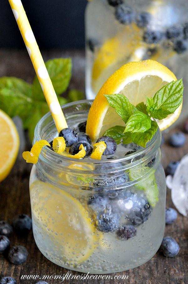 blueberry lemon