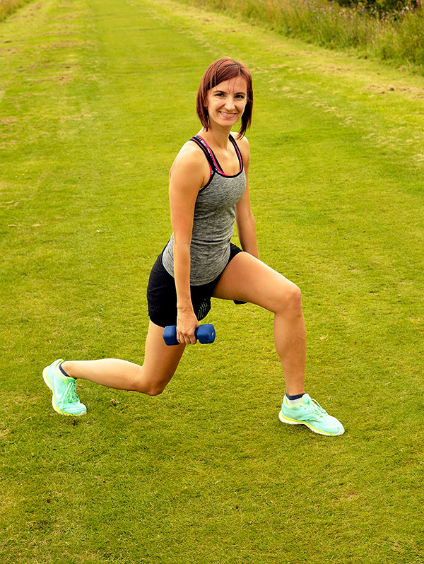 lunges k